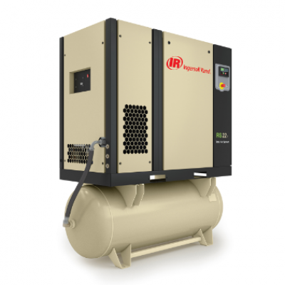 Next Generation R-Series Oil-Flooded Rotary Screw Air Compressors 11-22 kW (15-30 hp)